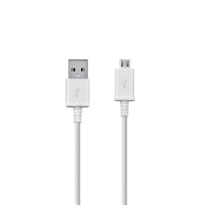Samsnung Micro Usb data kabel wit